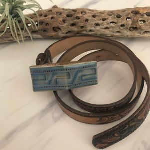 Boho Handmade Belt Buckle